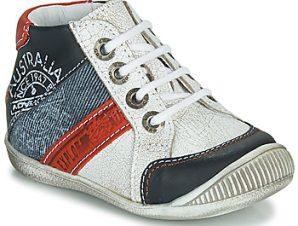 Μπότες GBB MAURICE ΣΤΕΛΕΧΟΣ: Δέρμα & ΕΠΕΝΔΥΣΗ: Δέρμα & ΕΣ. ΣΟΛΑ: Δέρμα & ΕΞ. ΣΟΛΑ: Καουτσούκ