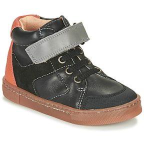 Ψηλά Sneakers Babybotte KEN ΣΤΕΛΕΧΟΣ: Δέρμα & ΕΠΕΝΔΥΣΗ: Δέρμα & ΕΣ. ΣΟΛΑ: Δέρμα & ΕΞ. ΣΟΛΑ: Συνθετικό