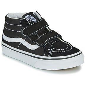 Ψηλά Sneakers Vans UY SK8-MID REISSUE V ΣΤΕΛΕΧΟΣ: Δέρμα / ύφασμα & ΕΠΕΝΔΥΣΗ: Ύφασμα & ΕΣ. ΣΟΛΑ: Ύφασμα & ΕΞ. ΣΟΛΑ: Καουτσούκ
