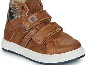 Ψηλά Sneakers André TIMOTHE ΣΤΕΛΕΧΟΣ: Δέρμα & ΕΠΕΝΔΥΣΗ: Ύφασμα & ΕΣ. ΣΟΛΑ: Δέρμα & ΕΞ. ΣΟΛΑ: Συνθετικό