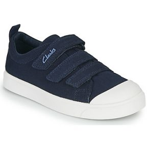 Xαμηλά Sneakers Clarks CITY VIBE K ΣΤΕΛΕΧΟΣ: Ύφασμα & ΕΠΕΝΔΥΣΗ: Ύφασμα & ΕΣ. ΣΟΛΑ: Ύφασμα & ΕΞ. ΣΟΛΑ: Συνθετικό