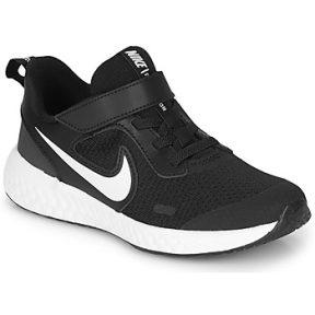 Παπούτσια Sport Nike REVOLUTION 5 PS ΣΤΕΛΕΧΟΣ: Δέρμα / ύφασμα & ΕΠΕΝΔΥΣΗ: Ύφασμα & ΕΣ. ΣΟΛΑ: Ύφασμα & ΕΞ. ΣΟΛΑ: Καουτσούκ
