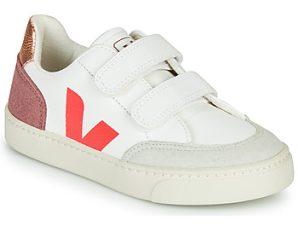 Xαμηλά Sneakers Veja SMALL-V-12-VELCRO