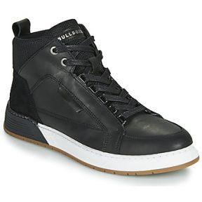 Ψηλά Sneakers Bullboxer AOF500E6L-BLCK ΣΤΕΛΕΧΟΣ: Δέρμα & ΕΠΕΝΔΥΣΗ: Ύφασμα & ΕΣ. ΣΟΛΑ: Συνθετικό & ΕΞ. ΣΟΛΑ: Συνθετικό
