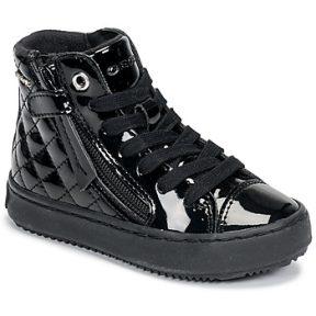 Ψηλά Sneakers Geox KALISPERA ΣΤΕΛΕΧΟΣ: Συνθετικό & ΕΠΕΝΔΥΣΗ: Συνθετικό και ύφασμα & ΕΣ. ΣΟΛΑ: Δέρμα & ΕΞ. ΣΟΛΑ: Καουτσούκ