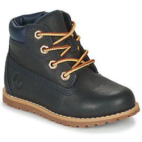 Μπότες Timberland POKEY PINE 6IN BOOT WITH ΣΤΕΛΕΧΟΣ: Δέρμα & ΕΠΕΝΔΥΣΗ: & ΕΣ. ΣΟΛΑ: Συνθετικό & ΕΞ. ΣΟΛΑ: Καουτσούκ