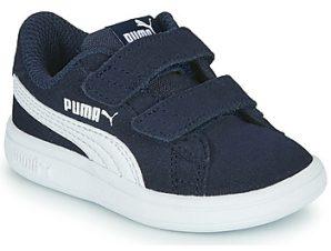 Xαμηλά Sneakers Puma SMASH INF ΣΤΕΛΕΧΟΣ: Δέρμα & ΕΠΕΝΔΥΣΗ: & ΕΣ. ΣΟΛΑ: & ΕΞ. ΣΟΛΑ: Καουτσούκ