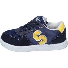 Sneakers Solo Soprani sneakers tessuto camoscio