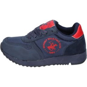 Sneakers Beverly Hills Polo Club sneakers tessuto pelle sintetica