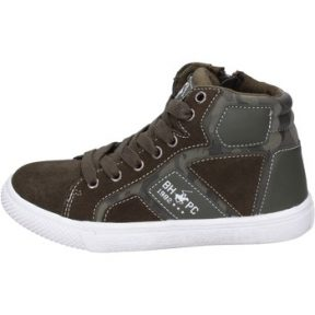 Sneakers Beverly Hills Polo Club sneakers camoscio pelle sintetica