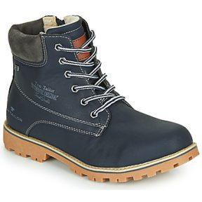 Μπότες Tom Tailor 70502-NAVY ΣΤΕΛΕΧΟΣ: Συνθετικό & ΕΠΕΝΔΥΣΗ: Ύφασμα & ΕΣ. ΣΟΛΑ: Ύφασμα & ΕΞ. ΣΟΛΑ: Συνθετικό