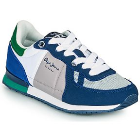 Xαμηλά Sneakers Pepe jeans SYDNEY BASIC BOY SS21 ΣΤΕΛΕΧΟΣ: Συνθετικό και ύφασμα & ΕΠΕΝΔΥΣΗ: Ύφασμα & ΕΣ. ΣΟΛΑ: Ύφασμα & ΕΞ. ΣΟΛΑ: Συνθετικό