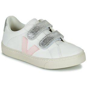 Xαμηλά Sneakers Veja SMALL ESPLAR VELCRO ΣΤΕΛΕΧΟΣ: Δέρμα & ΕΠΕΝΔΥΣΗ: Ύφασμα & ΕΣ. ΣΟΛΑ: Συνθετικό και ύφασμα & ΕΞ. ΣΟΛΑ: Καουτσούκ