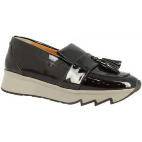 Μοκασσίνια Leonardo Shoes 2096 VERNICE NERO