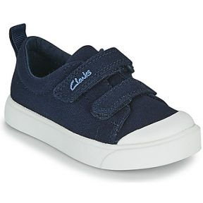 Xαμηλά Sneakers Clarks CITY BRIGHT T ΣΤΕΛΕΧΟΣ: Ύφασμα & ΕΠΕΝΔΥΣΗ: Ύφασμα & ΕΣ. ΣΟΛΑ: Ύφασμα & ΕΞ. ΣΟΛΑ: Ύφασμα