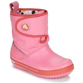 Μπότες για σκι Crocs CROCBAND ll.5 GUST BOOT KIDS PLEM PPY ΣΤΕΛΕΧΟΣ: Συνθετικό και ύφασμα & ΕΠΕΝΔΥΣΗ: Ύφασμα & ΕΣ. ΣΟΛΑ: Συνθετικό & ΕΞ. ΣΟΛΑ: Συνθετικό