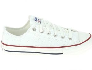Xαμηλά Sneakers Converse All Star B Jr Vintage Blanc Rouge