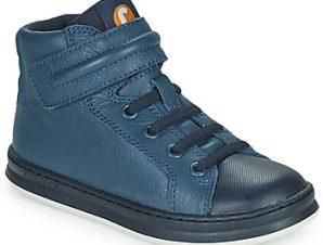 Ψηλά Sneakers Camper RUNNER ΣΤΕΛΕΧΟΣ: Δέρμα / ύφασμα & ΕΠΕΝΔΥΣΗ: Ύφασμα & ΕΣ. ΣΟΛΑ: Ύφασμα & ΕΞ. ΣΟΛΑ: Καουτσούκ