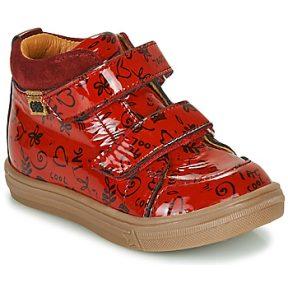 Ψηλά Sneakers GBB DOMENA ΣΤΕΛΕΧΟΣ: Δέρμα και συνθετικό & ΕΠΕΝΔΥΣΗ: Δέρμα & ΕΣ. ΣΟΛΑ: Δέρμα & ΕΞ. ΣΟΛΑ: Καουτσούκ
