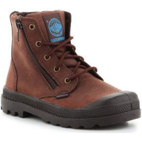Μπότες Palladium Pampa Hi Lea Gusset 52744255 [COMPOSITION_COMPLETE]