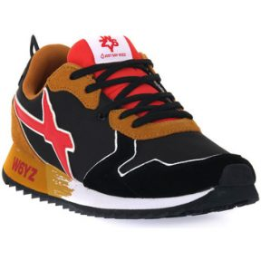 Xαμηλά Sneakers W6yz 1A13 JET VL J BLACK ZUCCA [COMPOSITION_COMPLETE]