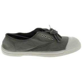 Sneakers Bensimon Toile Lacet C Gris Perle [COMPOSITION_COMPLETE]