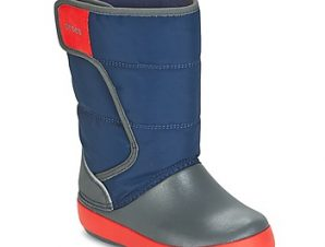 Μπότες για σκι Crocs LODGEPOINT SNOW BOOT K