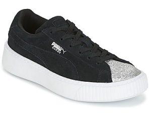 Xαμηλά Sneakers Puma SUEDE PLATFORM GLAM PS