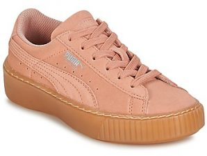 Xαμηλά Sneakers Puma SUEDE PLATFORM JEWEL PS