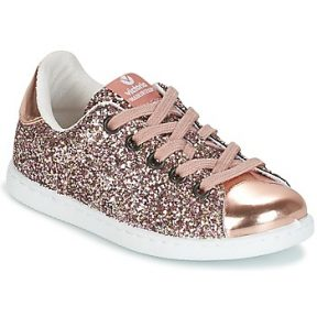 Xαμηλά Sneakers Victoria DEPORTIVO GLITTER KID ΣΤΕΛΕΧΟΣ: Συνθετικό & ΕΠΕΝΔΥΣΗ: Ύφασμα & ΕΣ. ΣΟΛΑ: Ύφασμα & ΕΞ. ΣΟΛΑ: Συνθετικό