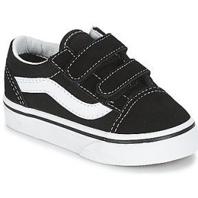 Xαμηλά Sneakers Vans OLD SKOOL V ΣΤΕΛΕΧΟΣ: Δέρμα & ΕΠΕΝΔΥΣΗ: Ύφασμα & ΕΣ. ΣΟΛΑ: Ύφασμα & ΕΞ. ΣΟΛΑ: Καουτσούκ