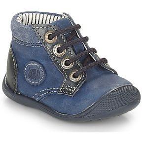 Ψηλά Sneakers Catimini RAYMOND ΣΤΕΛΕΧΟΣ: Δέρμα βοοειδούς & ΕΠΕΝΔΥΣΗ: Δέρμα χοίρου & ΕΣ. ΣΟΛΑ: Δέρμα χοίρου & ΕΞ. ΣΟΛΑ: Καουτσούκ
