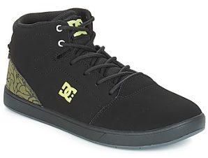Ψηλά Sneakers DC Shoes CRISIS HIGH SE B SHOE BK9