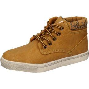 Ψηλά Sneakers Blaike sneakers giallo pelle AD702