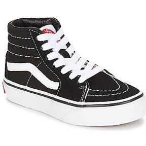 Xαμηλά Sneakers Vans UY SK8-HI ΣΤΕΛΕΧΟΣ: Δέρμα & ΕΠΕΝΔΥΣΗ: Ύφασμα & ΕΣ. ΣΟΛΑ: Ύφασμα & ΕΞ. ΣΟΛΑ: Καουτσούκ