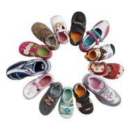 Κατάλληλα παιδικά παπούτσια