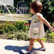 Παιδικά παπούτσια για μικρά παιδιά