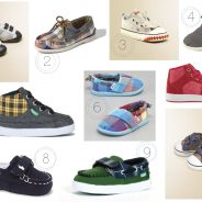 Τα πρώτα παπούτσια του παιδιού σας